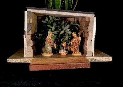 Presepe – realizzazioni Christmas Edition