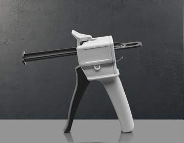 AG 50 Pistola erogatrice per cartucce di colla da 50 ml
