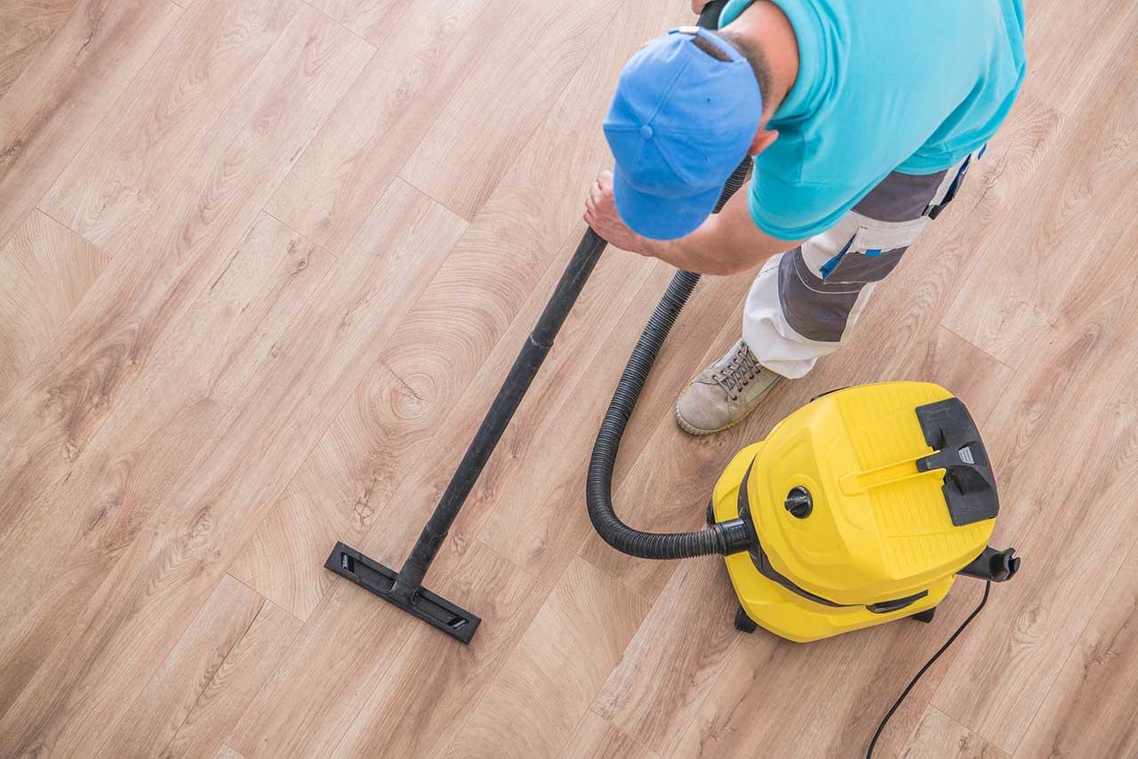 Pulizia e manutenzione dei pavimenti resilienti